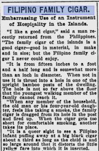 Family Cigar