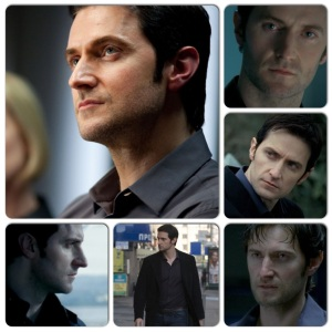 Richard Armitage played Lucas North on MI5/Spooks from 2008 - 2010.
