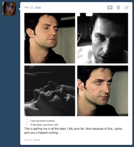 Something from my Tumblr blog today that served to kick me into high gear.  Thank you, whoever you are who posted this!