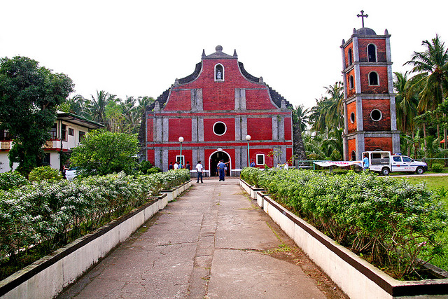 The Alcala Church in Pamplona, Cagayan.   Photo by Victor Villanueva