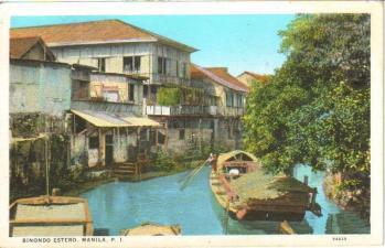 Binondo Estero. Image from skyscrapercity.com