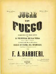 Barbieri's Jugar Con Fuego