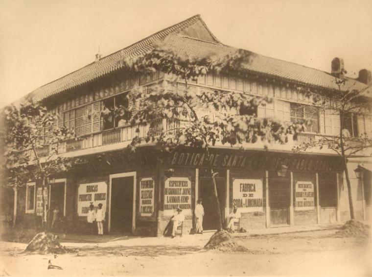 Botica Santa Cruz