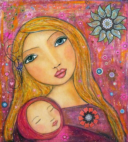Sweet Lullaby by Sascalia on Etsy