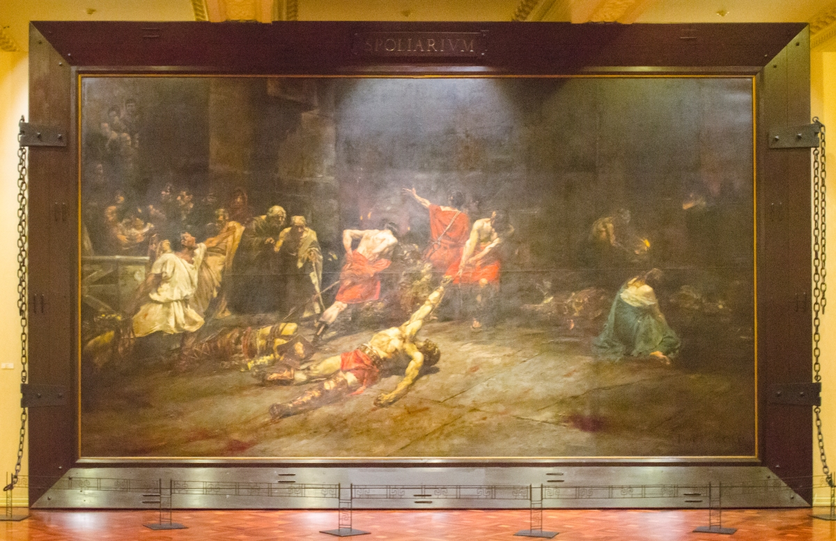 juan luna essay Juan luna is considered one of the greatest filipino artistsa in philippine history  with masterpieces such asa spolarium, the death of cleopatraa and blood.