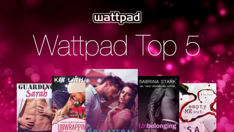 Look Who Made It on RT Reviews' Wattpad Top 5 For July