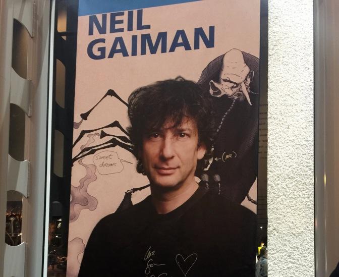 A Night With Neil Gaiman