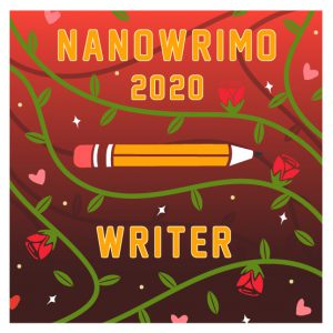 NaNoWriMo Writer's Badge 2020